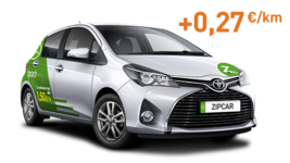 Toyota Yaris City Hybride - 0 km inclus