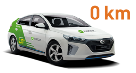 Hyundai Ioniq Hybrid City Plus