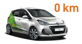 "Hyundai i10 City ""0 km incl."""