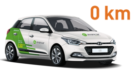 "Hyundai i20 City ""0 km incl."""