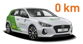 "Hyundai i30 City Plus ""0 km incl."""