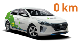 "Hyundai Ioniq Hybrid City Plus ""0 km incl."""
